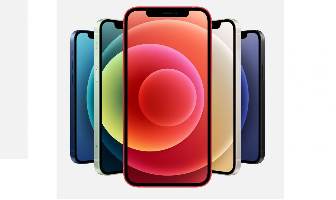 Дизайн в стиле культового iPhone 4, OLED и мощная SoC. Долгожданный iPhone 12 доступен в для продажи в Узбекистане