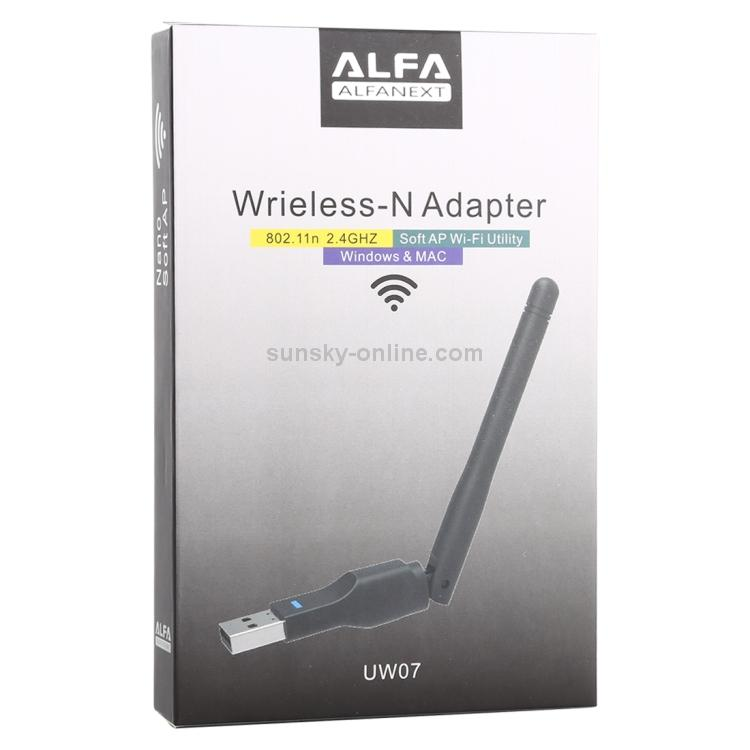 Wi-Fi адаптер Alfanext