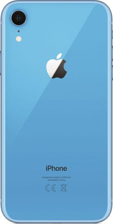 Смартфон iPhone XR 64GB White, Blue