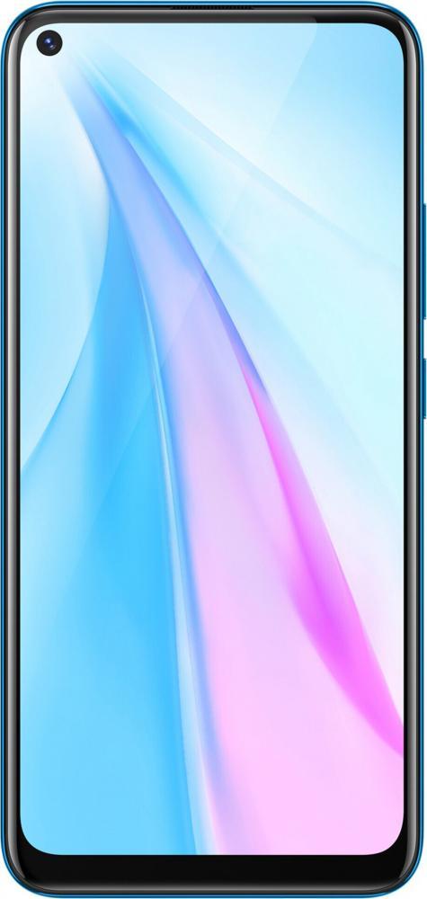 Смартфон vivo Y30 4/64GB Black, Blue