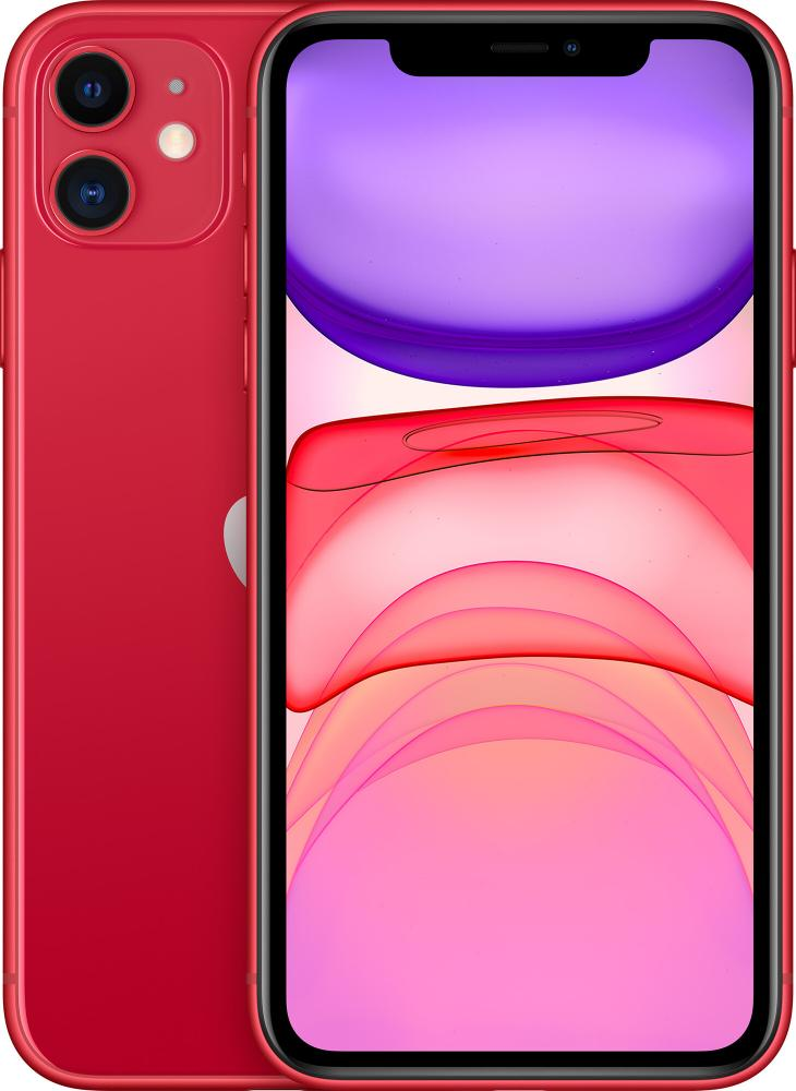 Смартфон iPhone 11 256GB White, Purple