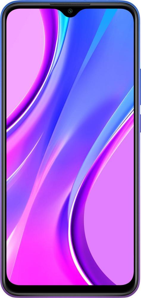 Смартфон Xiaomi Redmi 9 4/64GB Purple, Gray, Green (Global Version)