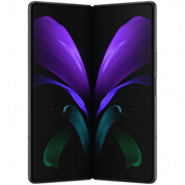 Смартфон Samsung Galaxy Z Fold 2 12/256GB Bronze, Black