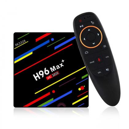 Smart TV приставка H96 Max+ 2/16 GB