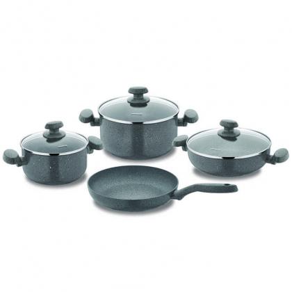 Набор посуды из 7 пред. Korkmaz Mia Granite  A1146