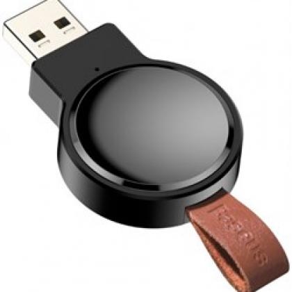 Беспроводная зарядка для Apple Watch 2/3 Series Baseus Dotter — Черная (WXYDIW02-01)