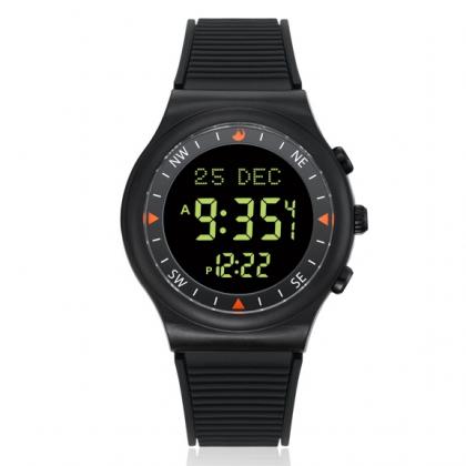 Часы Al-Harameen HA6506 Black, Gray, Green