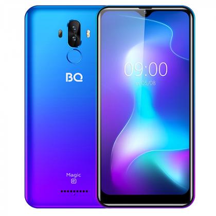 Смартфон BQ 6042L Magic E (Ultra Violet, Black, Deep Blue)