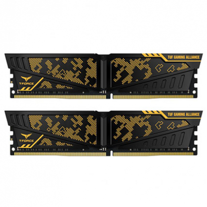 Оперативная память Team Group Vulcan TUF DDR4 16GB (2x8GB) 3200MHz