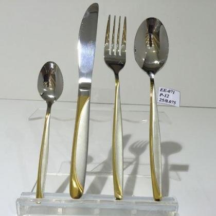Набор столовых приборов Alpenberg Silver 12 персон (36 предмета)