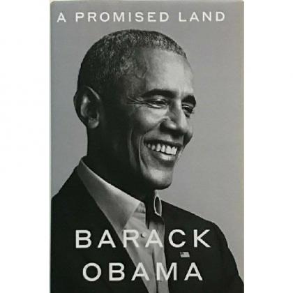 Barack Obama: A Promised Land  (Original)