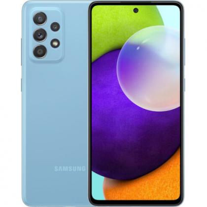 Смартфон Samsung Galaxy A72 8/128GB Blue