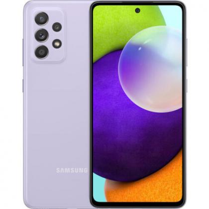 Смартфон Samsung Galaxy A72 8/128GB Violet