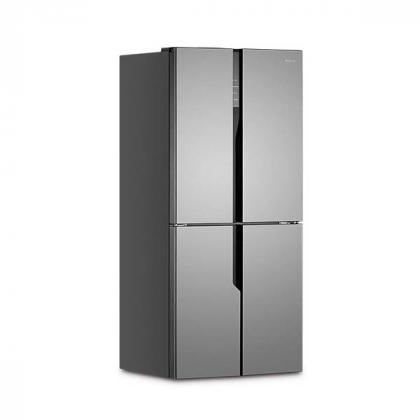Холодильник AVALON AVL-RF56WC (Стальной)