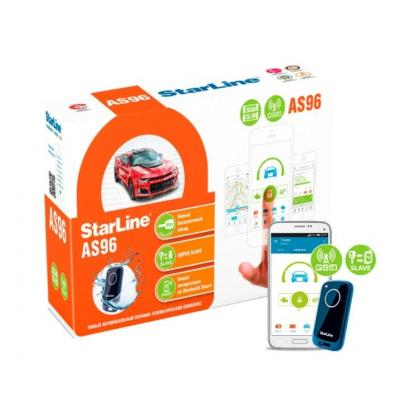 Сигнализация StarLine AS96 BT 2CAN+2LIN GSM