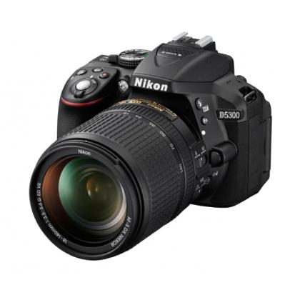 Фотоаппарат Nikon D5300 Kit 18-140mm Wi-Fi