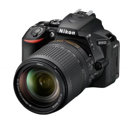 Фотоаппарат Nikon D5600 Kit 18-55mm Wi-Fi