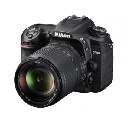 Фотоаппарат Nikon D7500 Kit 18-140mm Wi-Fi